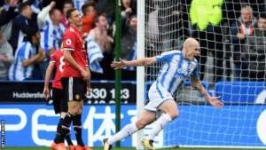 Huddersfield United End Man United's Unbeaten Premier League Run
