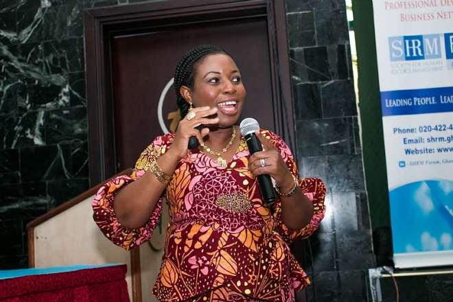 Mrs Amma Benneh Amponsah- Mtn Ghana Hr Executive