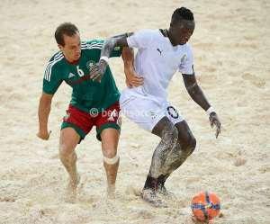 Ghana Beach Soccer Hits 10-Year Milestone