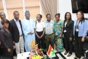 Kofi Adda Urges Young Ladies To Take Advantage Of Opportunities In The Aviation Sector