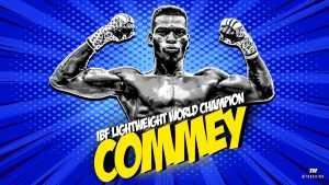Hardwork, diligence and determination reaps reward for Richard Commey