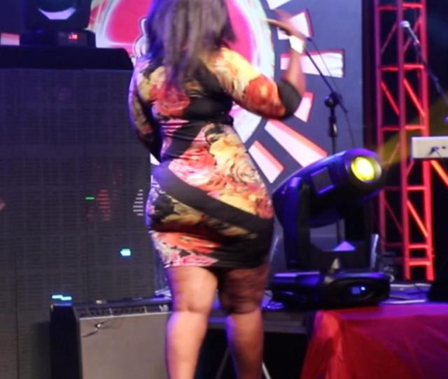 Vybrant Faya Performs With Big Booty Girl Th Vgma Nominees Announcement And Grand Launch