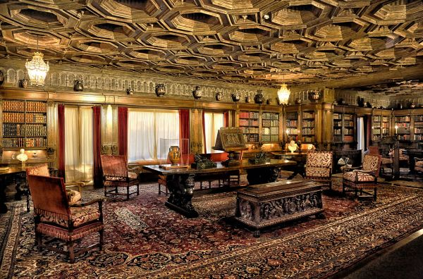 Hearst Castle  Interior  modlarcom