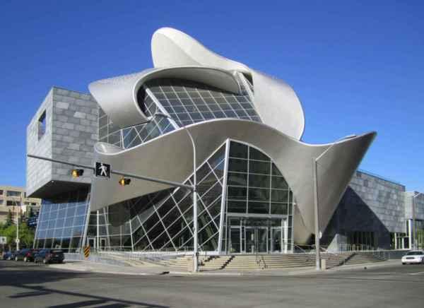 Art Of Alberta - Exterior
