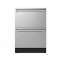 T24UR820DS Under-Counter Double Drawer Refrigerator ...