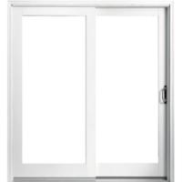 Custom Wood Sliding Patio Door