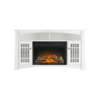 Electric Fireplace Mantel Package - The Adele - modlar.com