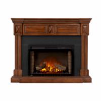 Electric Fireplace Mantel Package - The Braxton - modlar.com