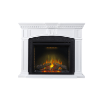 Electric Fireplace Mantel Package -The Taylor - modlar.com