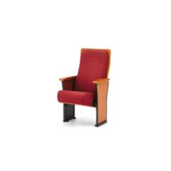 Wenger Orchestra Chair Glider Rocking Cushion Covers Madrid Auditorium Seat - Modlar.com