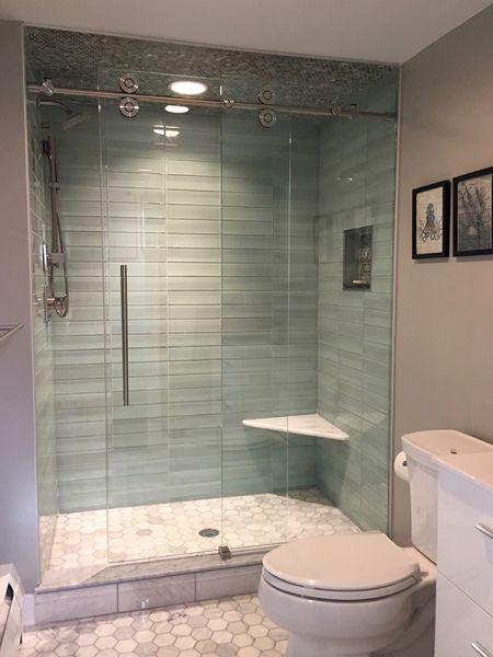 1000 Series Frameless Shower Door  modlarcom