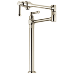 Articulating Kitchen Faucet Soft Flooring Options Artesso® Deck Mount Pot Filler 62725lf - Modlar.com