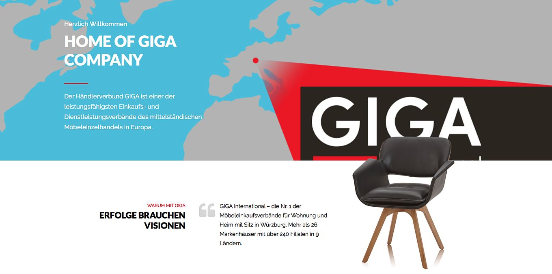 Giga International  Erste Verbandsmesse in Wels  moebelkulturde