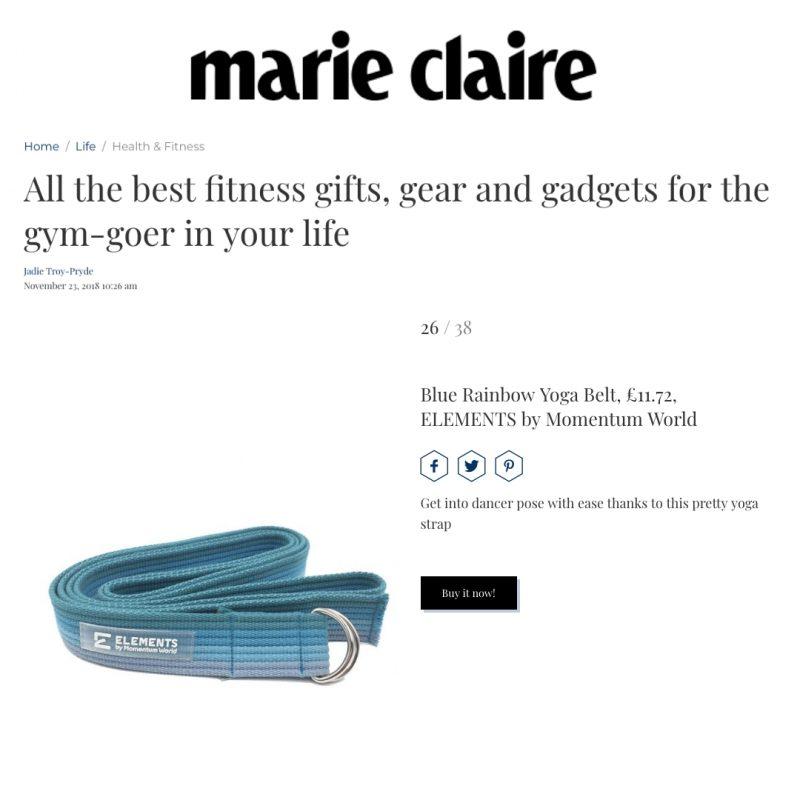 Marie Claire ELEMENTS