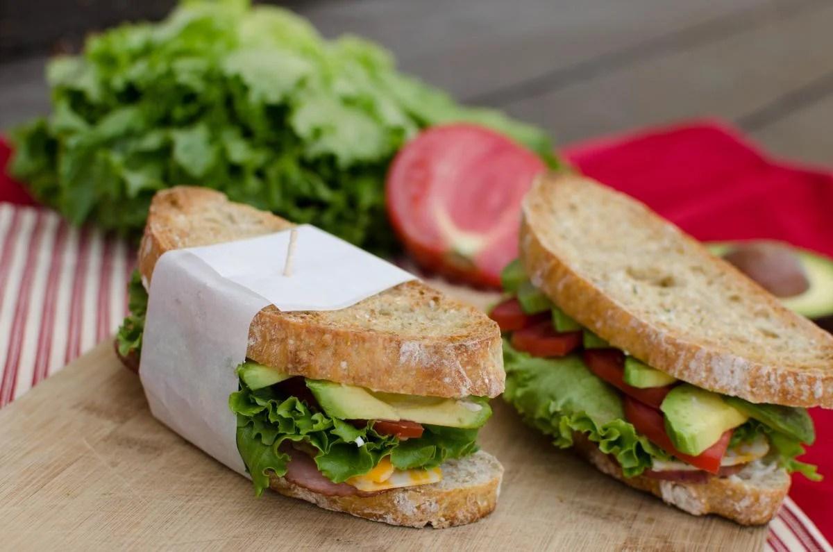 Garlic Toasted Sandwich Momsdish