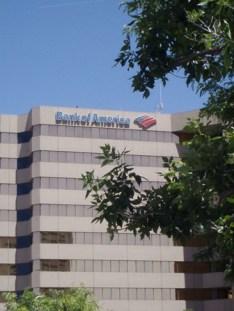 bank of america nyse bac