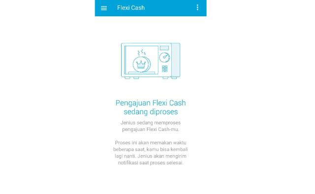 Flexi Cash aktifasi 2 Berapa Persen Bunga Flexi Cash Jenius Sekarang?