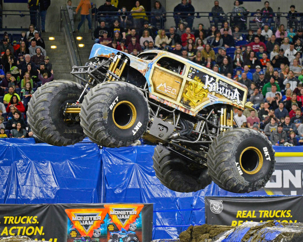 Big Kahuna  Monster Jam