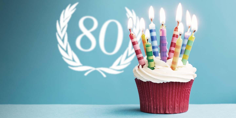 80 einzigartige Geschenke zum 80 Geburtstag