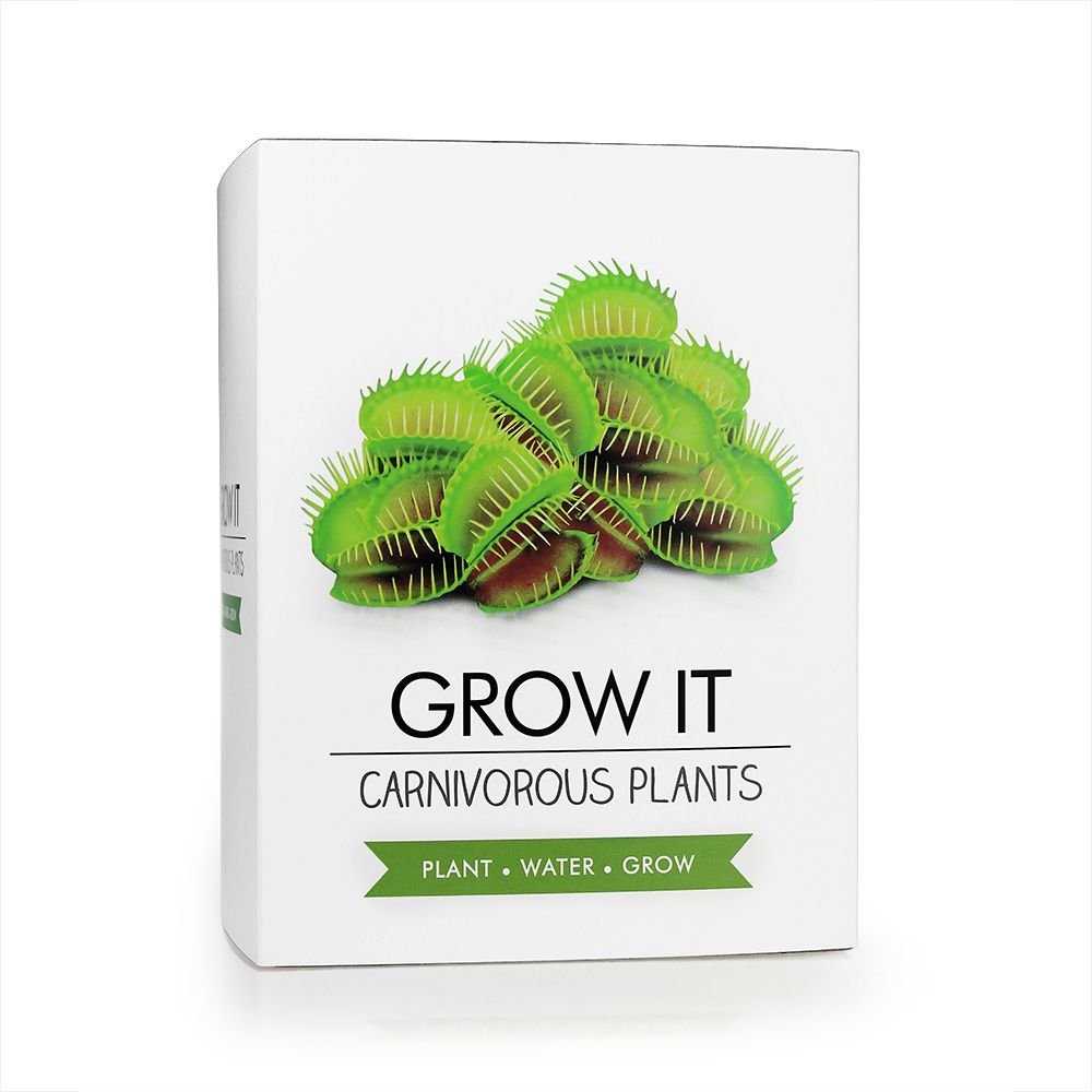 Fleischfressende Pflanzen  Selber sen  2 Pflanzen im Set