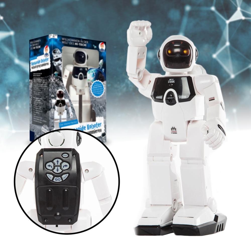 Humanoider Roboter  interaktiver Spielzeug Roboter fr Kinder