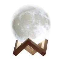 Galaktische Mond Lampe   Nachttischlampe Stimmungslicht