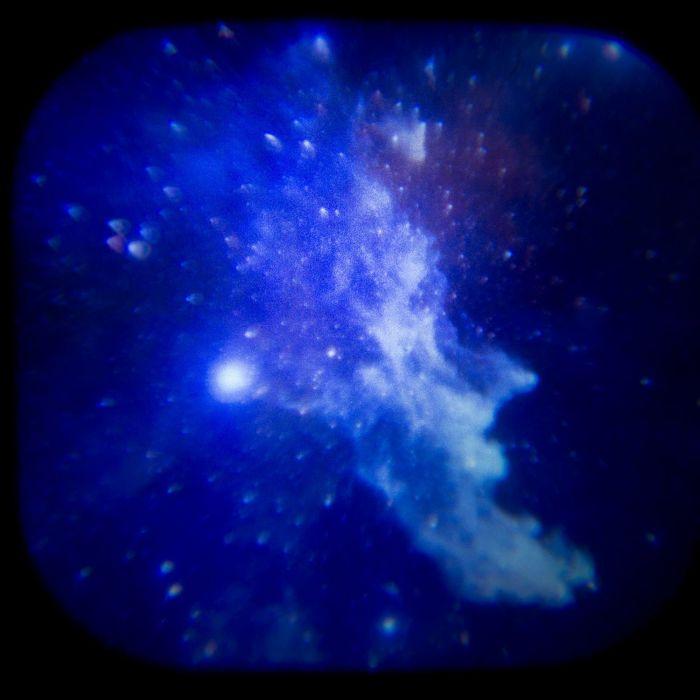 Sternenhimmel Projektor Galaxy sorgt fr tolle Lichteffekte