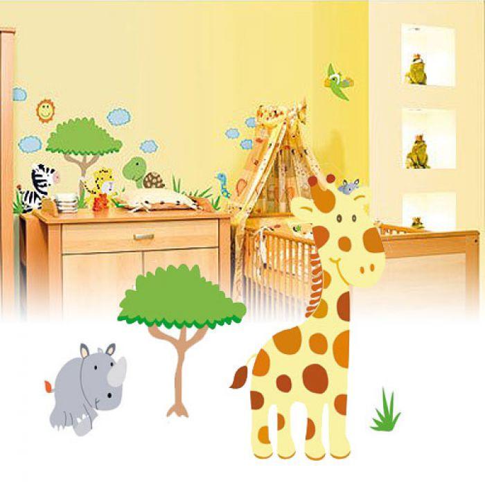 Malvorlagen Für Kinderzimmer Wand