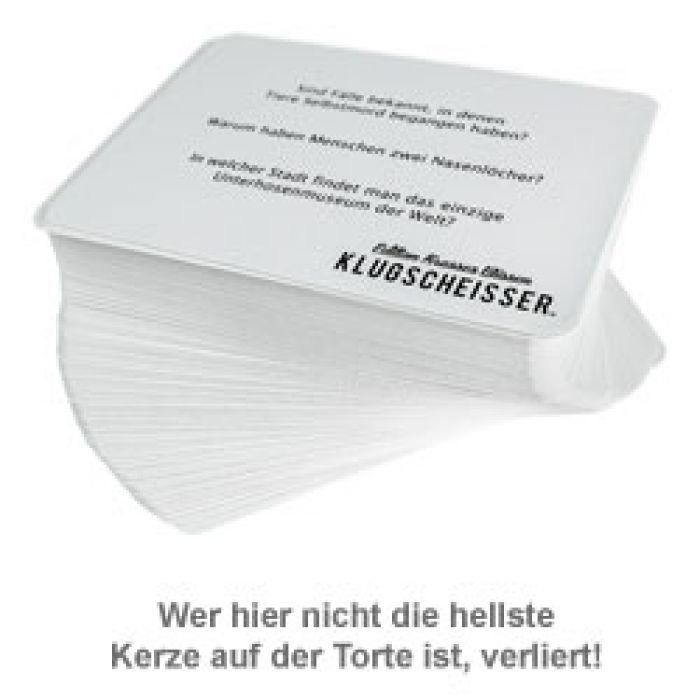 Klugscheier Edition Krasses Wissen  lustiges Fragespiel Quiz