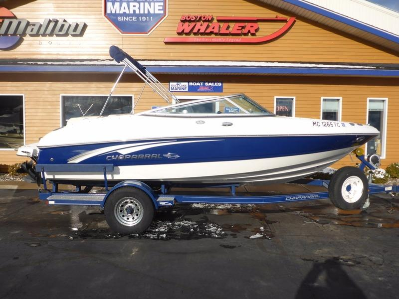 2008 Used Chaparral 190 SSi Runabout Boat For Sale
