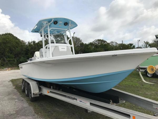 2018 New Sea Pro 248 Bay248 Bay Boat For Sale Largo FL