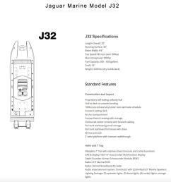 new jaguar j32 center console fishing boat for sale [ 1018 x 1060 Pixel ]