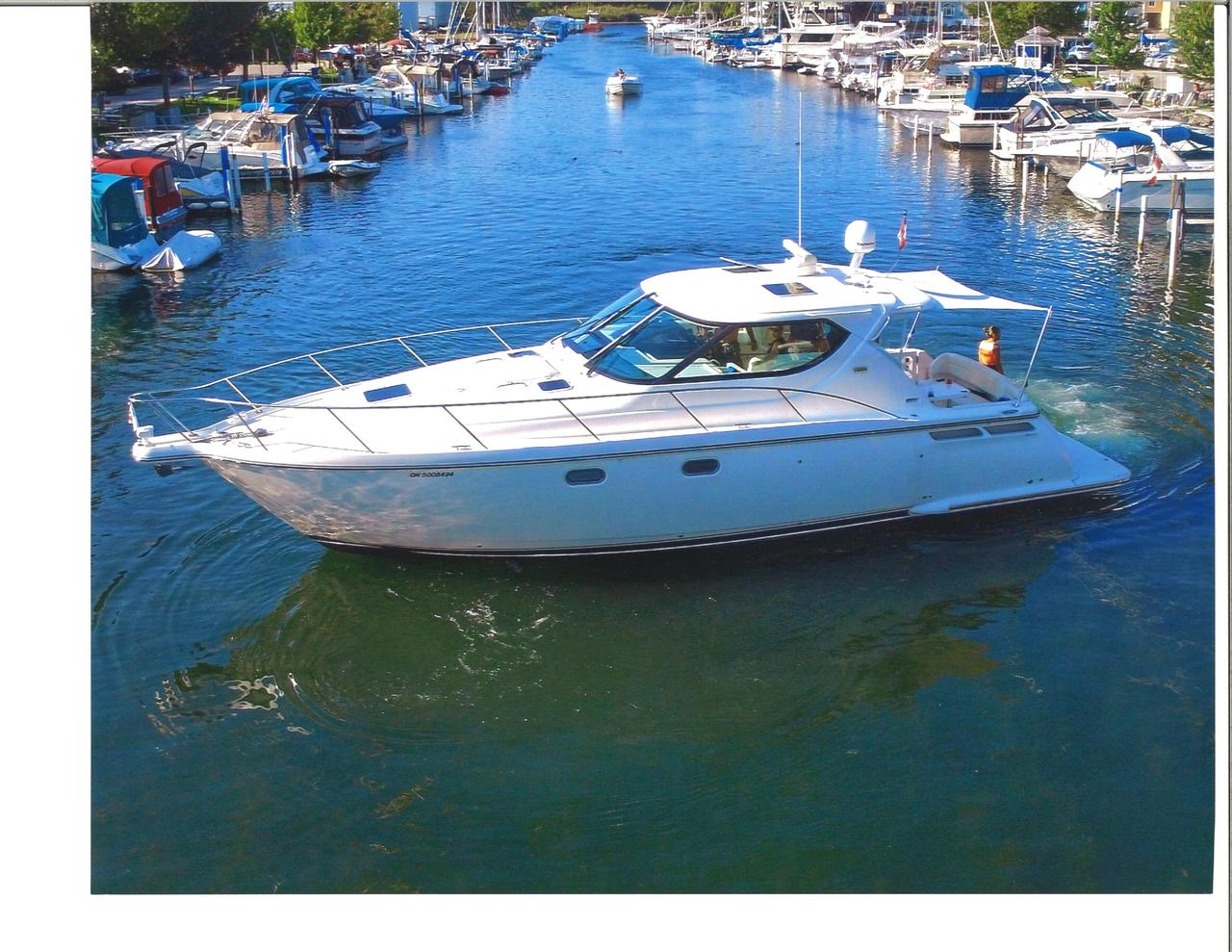 hight resolution of 2007 used tiara 4300 sovran express cruiser boat for sale 410 000 touch plate wiring diagram cruiser yachts keypad wiring diagram