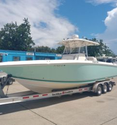 used fountain 32 center console center console fishing boat for sale [ 1280 x 854 Pixel ]