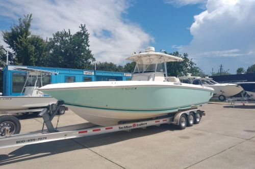 small resolution of used fountain 32 center console center console fishing boat for sale
