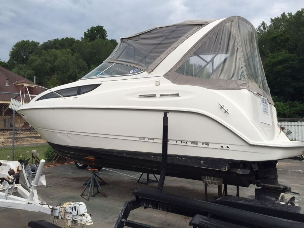 medium resolution of bayliner ciera 2855 wiring diagram electrical wiring diagrams force ignition switch wiring diagram 2452 bayliner boat