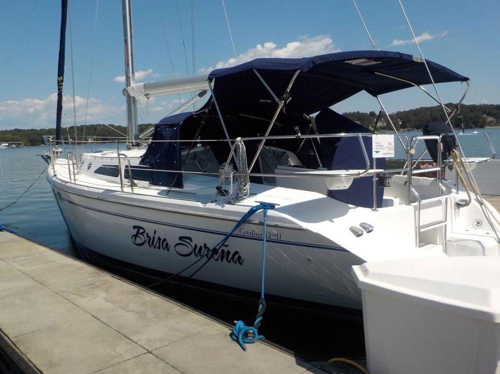 medium resolution of  used catalina 42 mk11 cruiser sailboat for sale