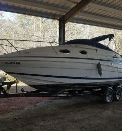 used chris craft 248 express cruiser boat for sale [ 1280 x 960 Pixel ]