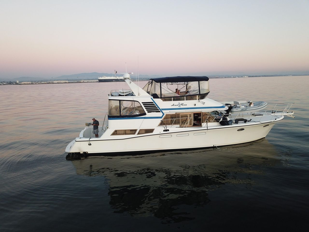 1990 Used Symbol Cockpit Motor Yacht Motor Yacht For Sale