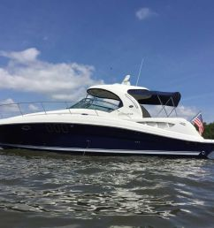 used sea ray 40 sundancer cruiser boat for sale  [ 1280 x 960 Pixel ]