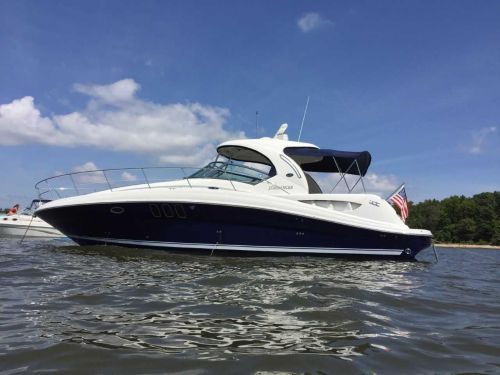 small resolution of  used sea ray 40 sundancer cruiser boat for sale
