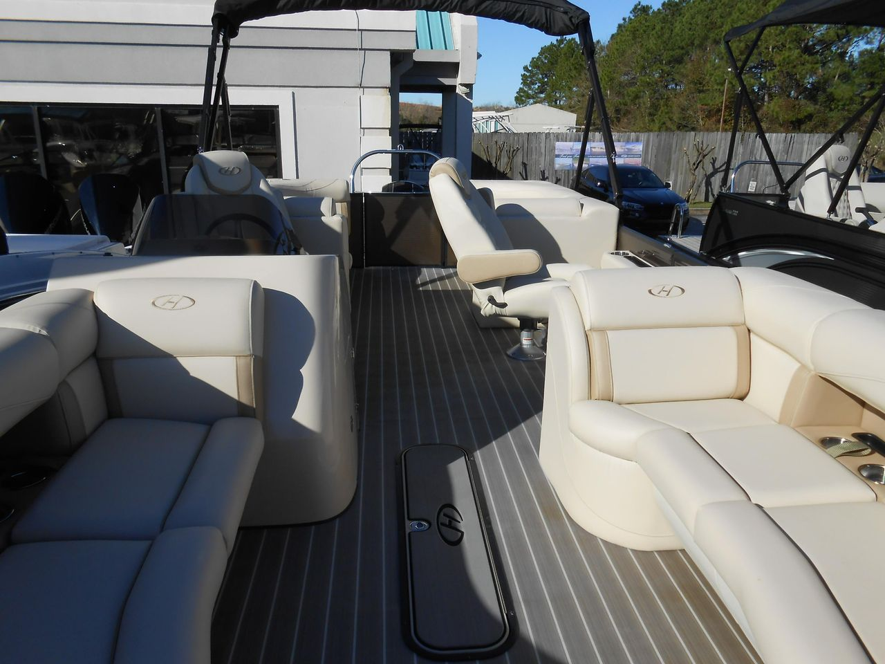 hight resolution of  new harris cruiser 230 pontoon boat for sale