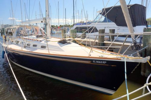 small resolution of used sabre 402 sloop sailboat for sale