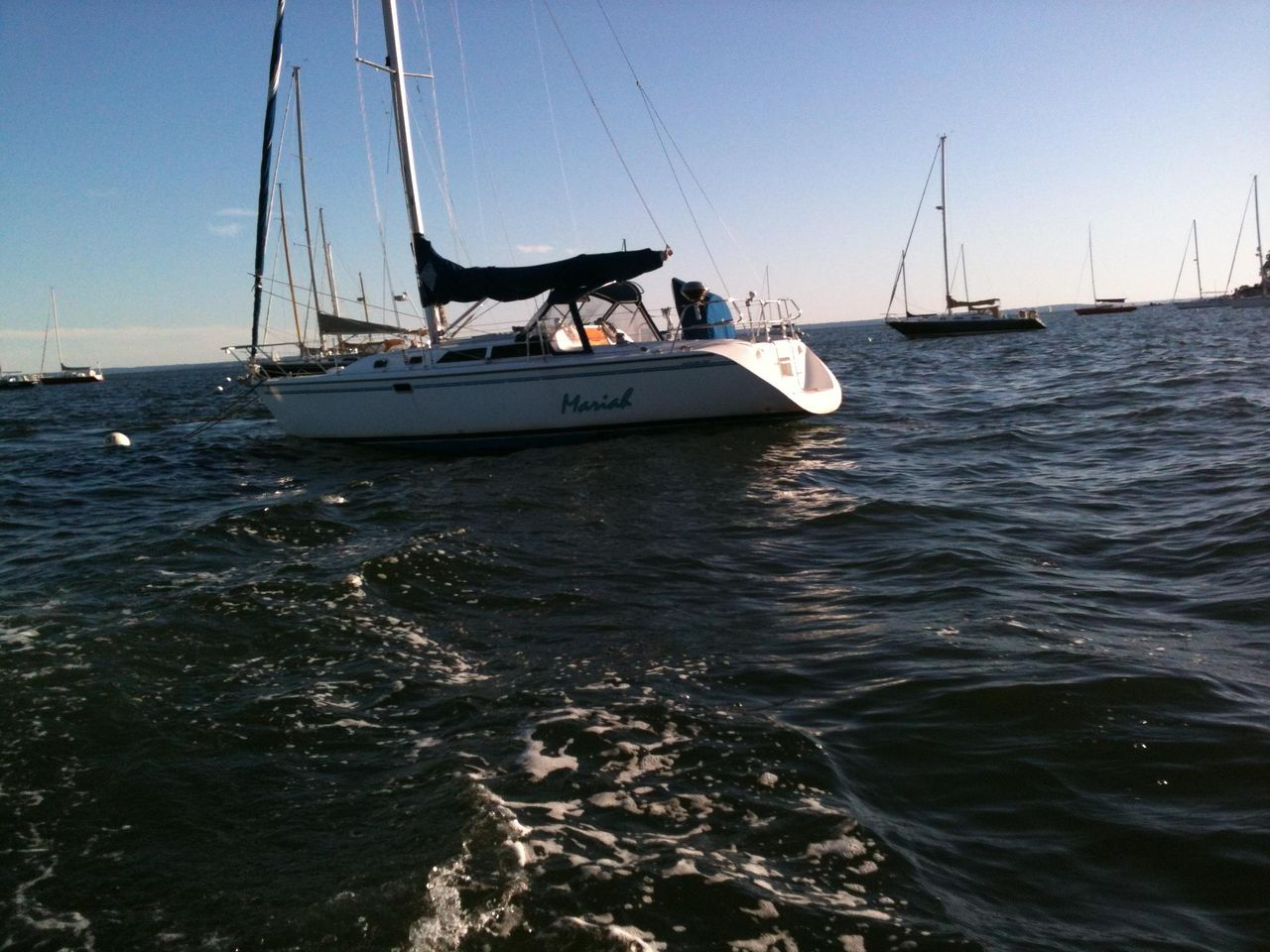 hight resolution of used catalina 320 cruiser sailboat for sale