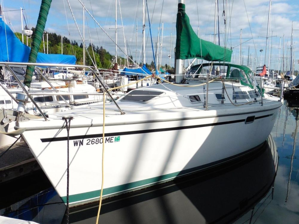 medium resolution of used catalina 320 cruiser sailboat for sale