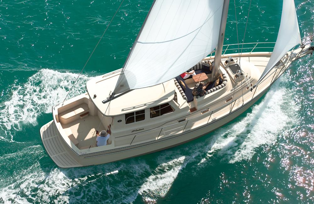 2018 New Island Packet North Star 44 Cruiser Sailboat For