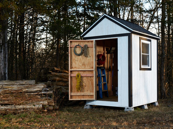 14×18 Shed Plans