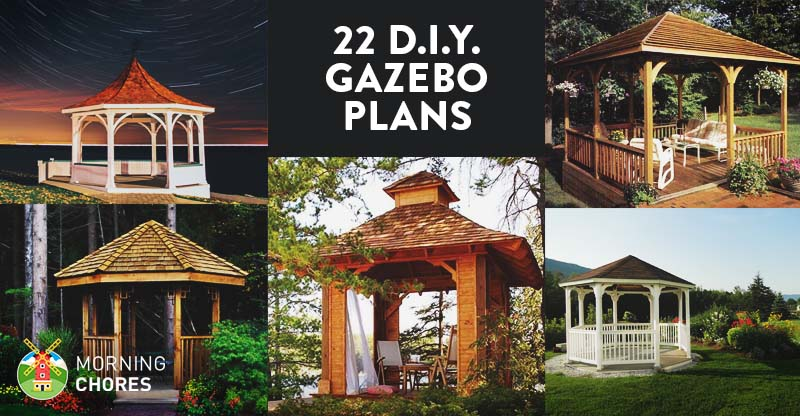 Gazebo Outdoor Living Ideas