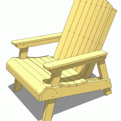 Adirondack Chair Blueprints Church Chairs Wholesale 35 Free Diy Plans Ideas For Relaxing In Your Backyard Lawn Ac32