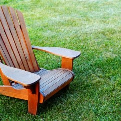 Double Rocking Adirondack Chair Plans Bamboo Cane Back Chairs 35 Free Diy Ideas For Relaxing In Your Backyard Is Another Traditional Style And Man It Beautiful There Something About The Sleek Curved Design Of A